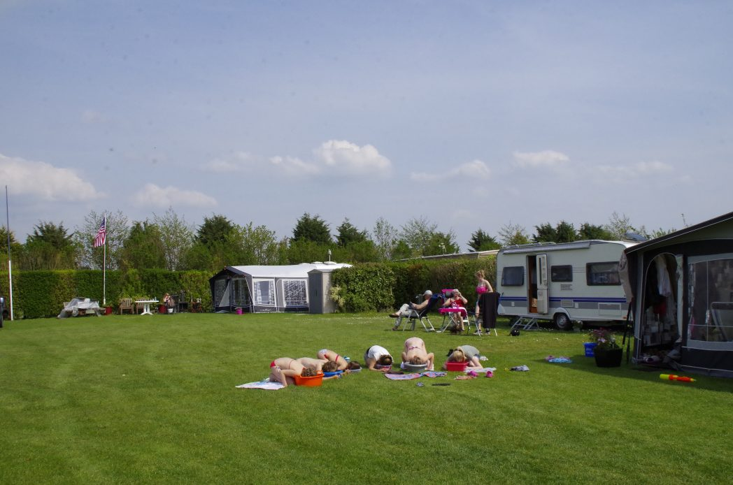 Camping aan Zeecloosterhoek