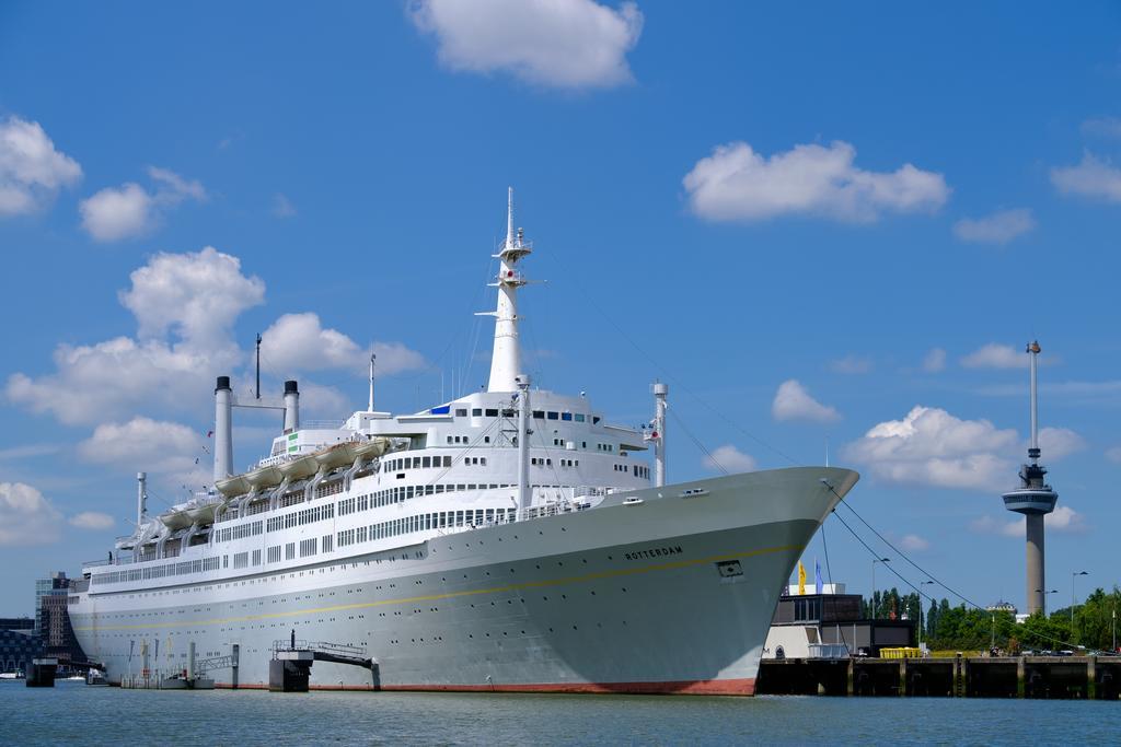 Een dagje uit naar Rotterdam. Bezoek dan ook de SS Rotterdam